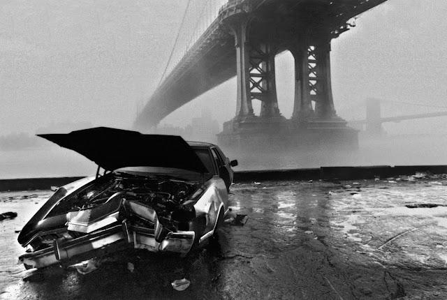 New York, 1976, fotografia di Ferdinando Scianna