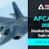 AFCAT 1 2021 Detailed Study Plan Topic-wise: More than 1000 Questions for AFCAT