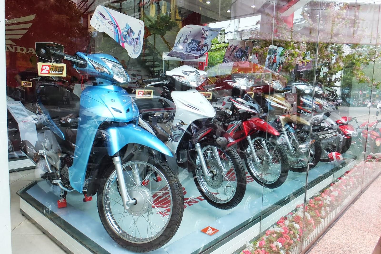 honda-bike ホンダのモトバーイ