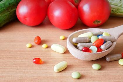 Vitamin yang dibutuhkan oleh Ibu Hamil