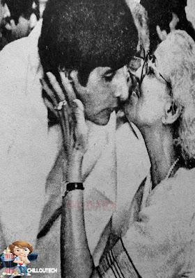 Coolie movie Bachchan