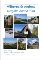 Cover of St Andrew Neighbourhood Plan