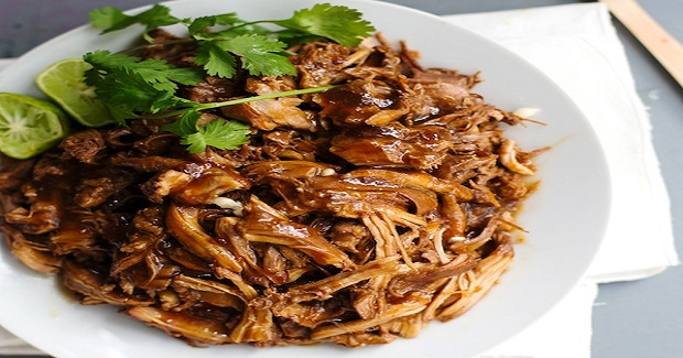 Honey Glazed Crockpot Chicken Adobo Recipe