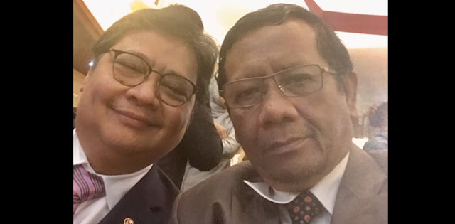 Adhie Massardi: Joke Menteri Jokowi Peringatakan Bahwa Omnibus Law Akan Membuka Gerbang Virus