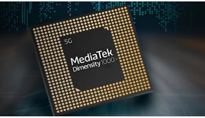 Smartphones with MediaTek Dimensity 1000+ Processor