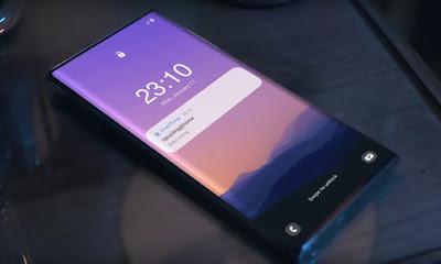 Samsung Galaxy, Note 21 Ultra , Under Display Camera