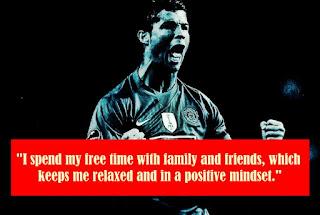 Ronaldo is family guy