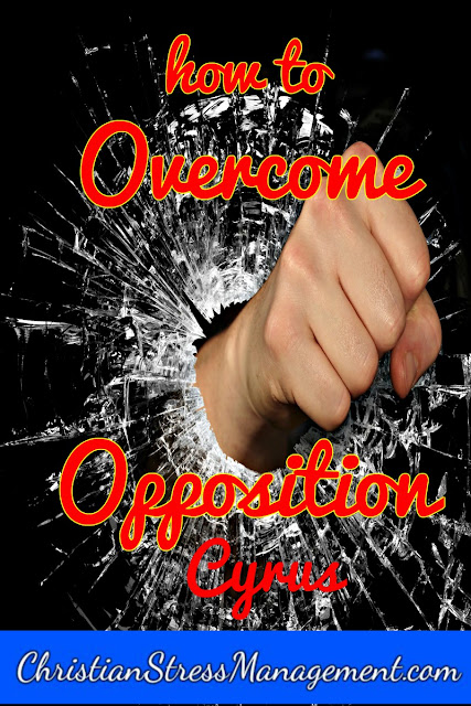 How to Overcome Opposition: Part 2 Cyrus