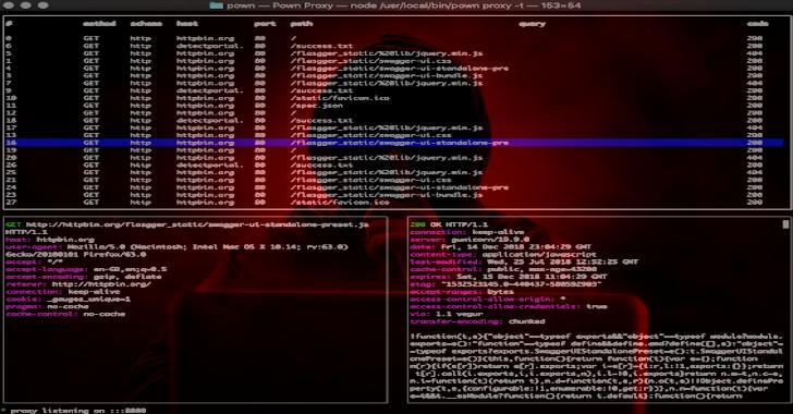 Pown : A Security Testing An Exploitation Toolkit Built