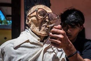Tradisi mumi di toraja