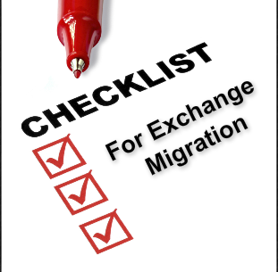 Exchange Server Blog: Checklist - Upgrading from Exchange 2007 to