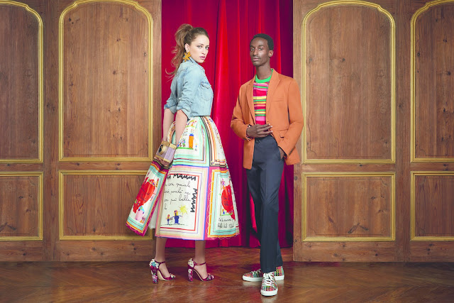 Omar Victor Diop, fotógrafo, moda, The Bicester Village shopping Collection, The Game of Style, Las Rozas Village,