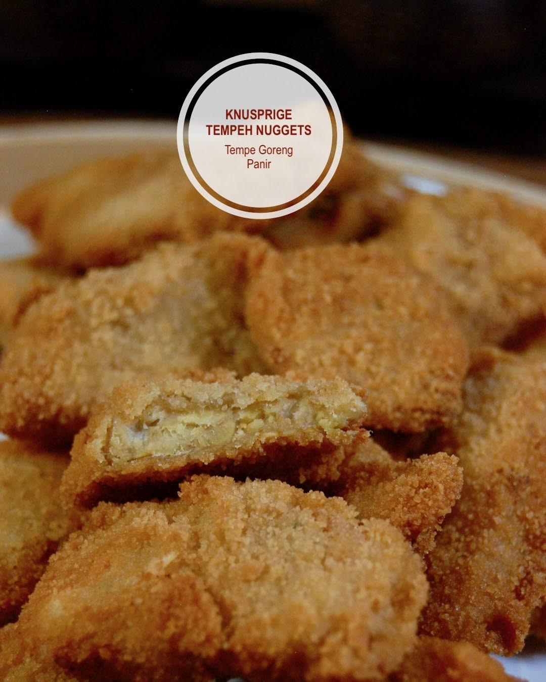 Rezept Vegane Nuggets aus Tempeh indonesisch kochen