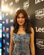 Julie Anne San Jose is fashion-forward, ready to inspire new trends with Lee Jeans
