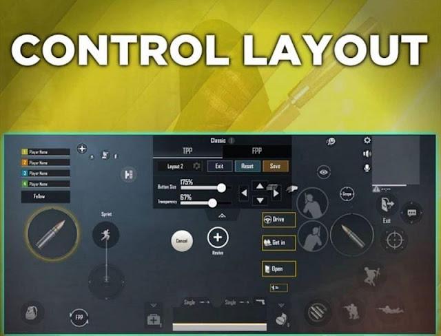 PUBG Mobile: Soul Viper'ın kontrol ayarları ve hassasiyet ayarları