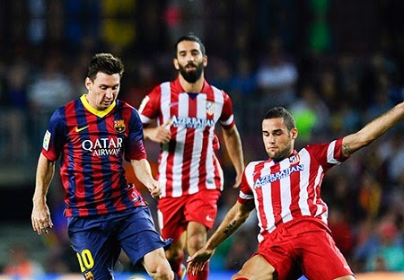Streaming Rojadirecta come vedere BARCELLONA ATLETICO MADRID gratis oggi Diretta Champions League 2016