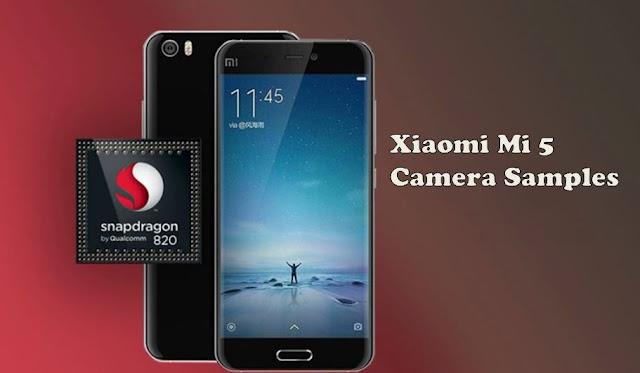 Xiaomi Mi 5, Camera Samples