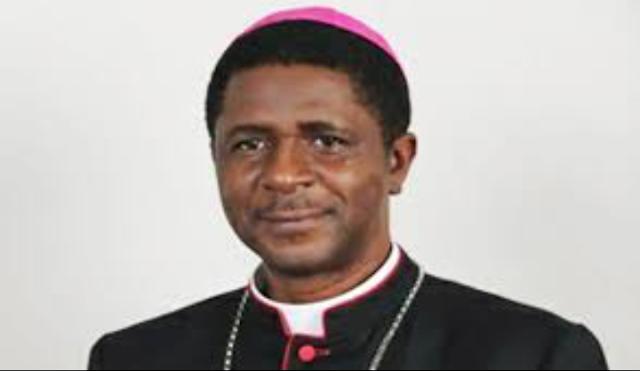 Mgr Andrew Nkea, New Archbishop of Bamenda
