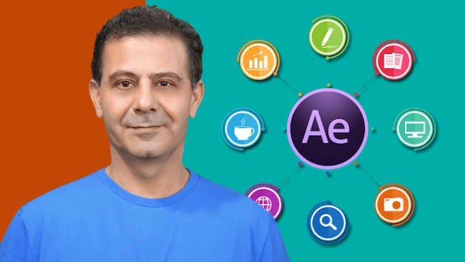 After Effects CC Expressions – Animated Infographics Design – with Louay Zambarakji
