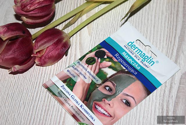 dermaglin maska regenerująca przeciwzmarszczkowa