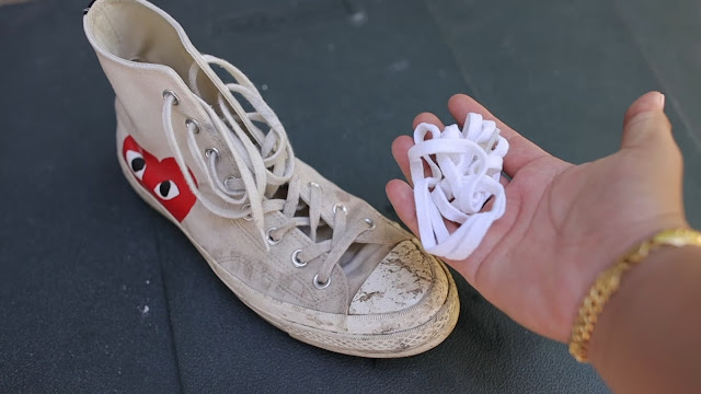 how-to-wash-shoes