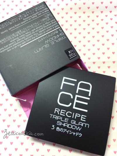 Review : Face Recipe by Copia Beauty and Valentine's day Makeup Tutorial by Jessica Alicia