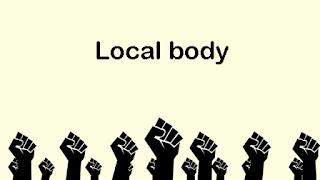 Local body