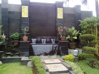 pagar halaman rumah minimalis