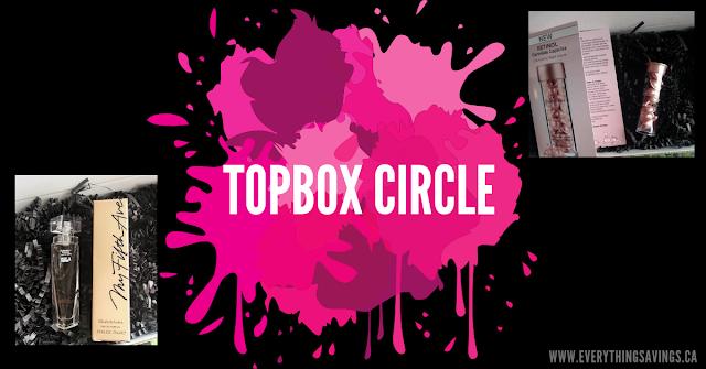 Topbox Circle Most popular free product testing