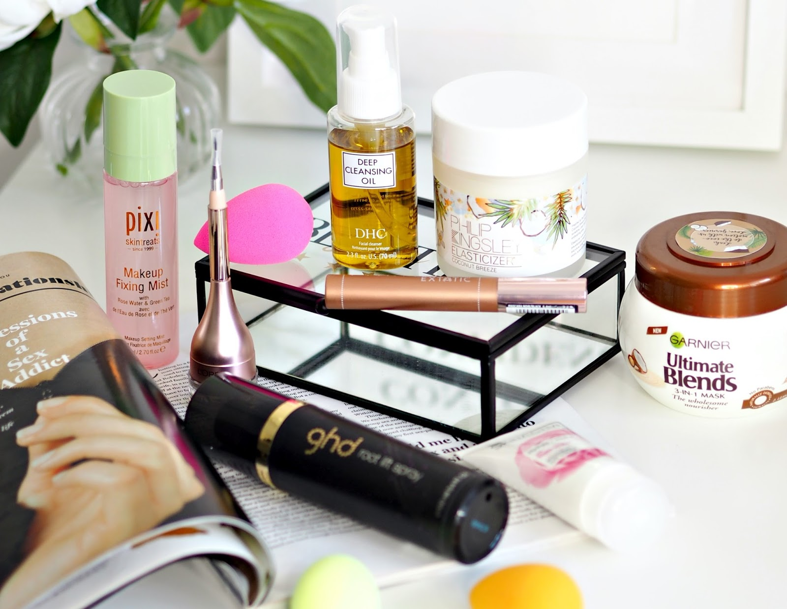Beauty Blogger July favourites