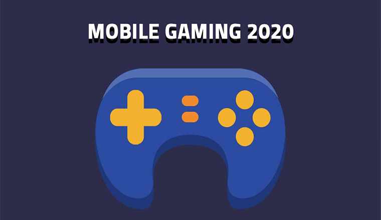 Mobile Gaming 2020 #Infographic