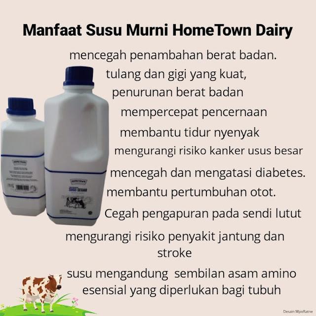 Cara agar susu murni  tanpa bau amis