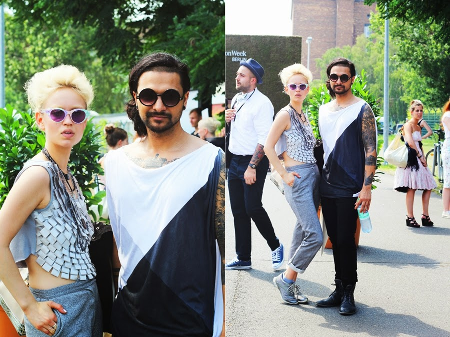 mercedes benz fashion week berlin street style myberlinfashion jasmin fatschild