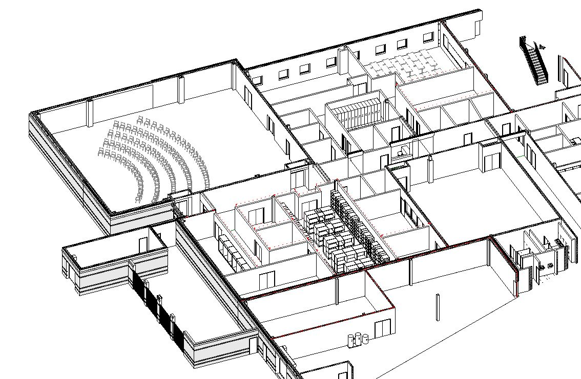 Lake Central High School Room Concepts: Music
