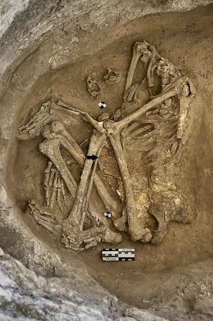 Çatalhöyük: A community with modern urban problems 9,000 years ago