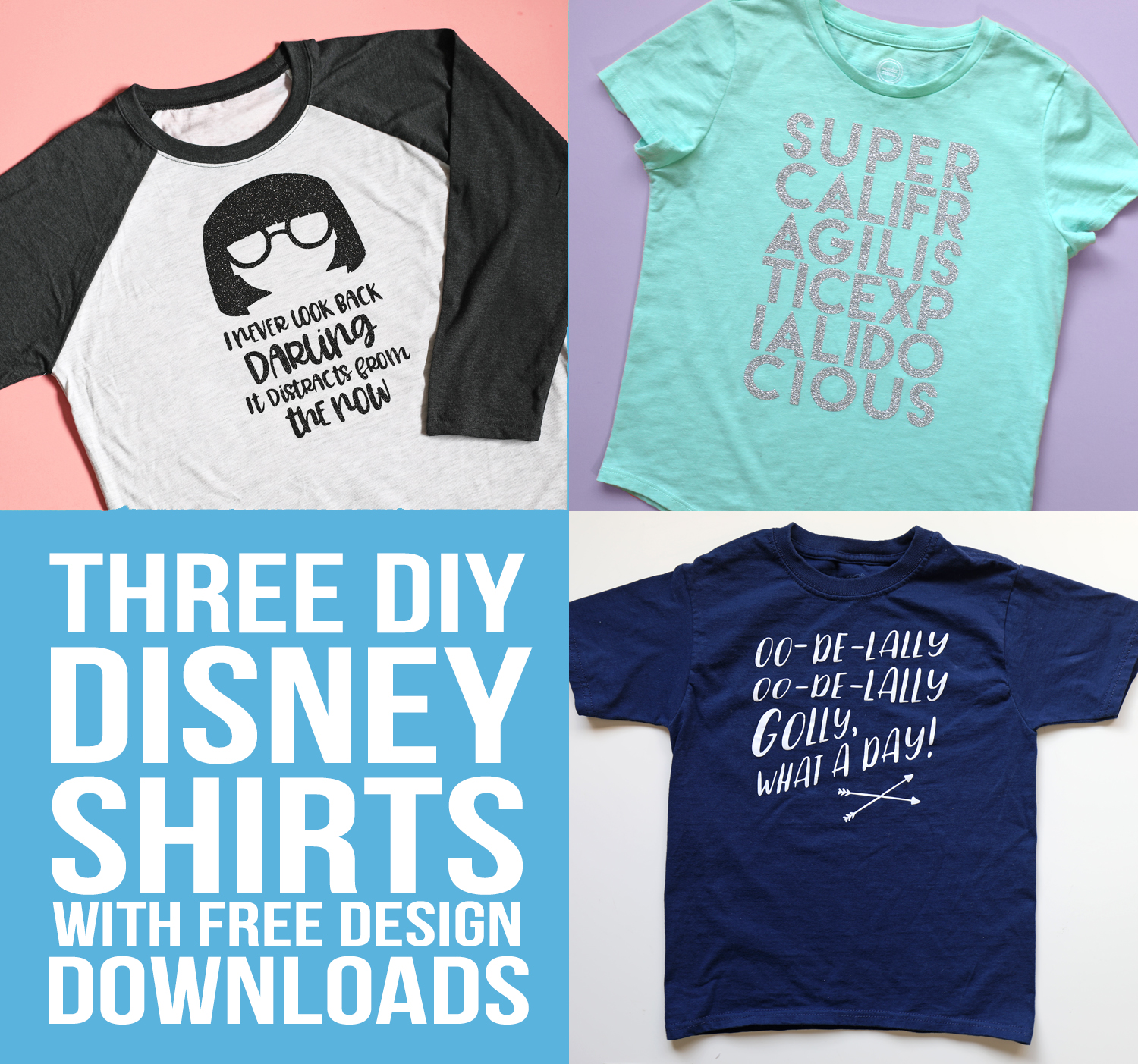 DIY Disneyland Shirts