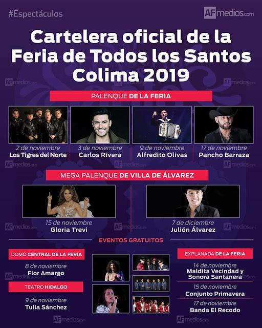 programa feria colima 2019