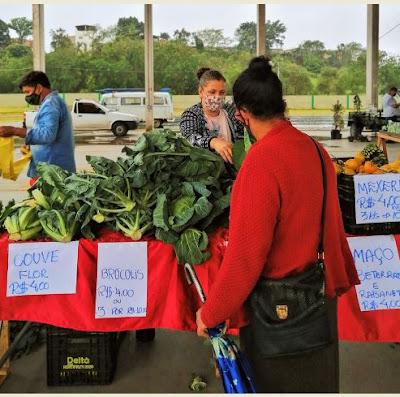 Cajati ganha Feira Municipal do Produtor Rural
