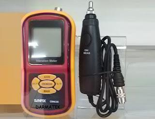 Darmatek Jual Sanfix GM-63B Vibration Meter