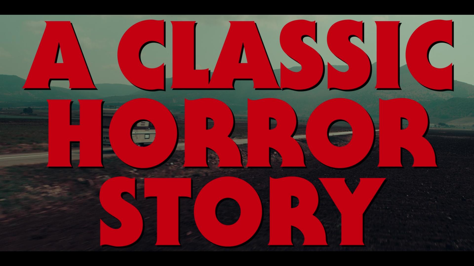 La clásica historia de terror (2021) 1080p WEB-DL Latino