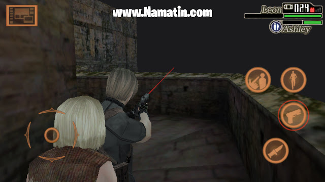 Mod Resident Evil 4 Android