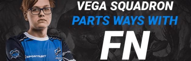 Vega Squadron Berpisah dengan fn