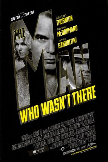 دانلود رایگان فیلم همردی که آنجا نبود (2001) The Man Who Wasn't There با دوبله فارسی و بدون سانسور