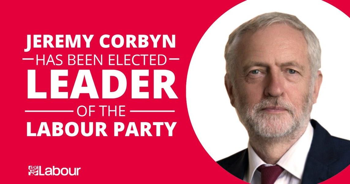 Jeremy Corbyn, Il ritorno della sinistra.