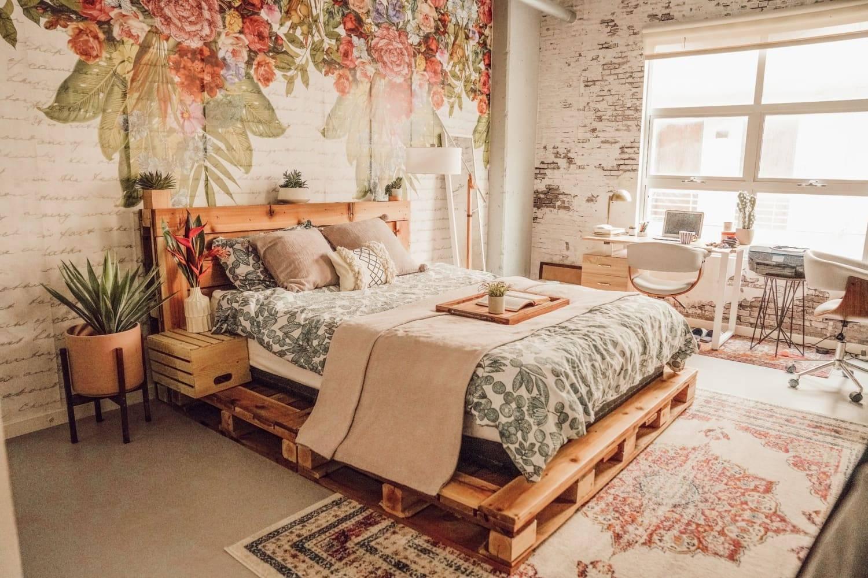 Cómo hacer una cama de palets paso a paso_4