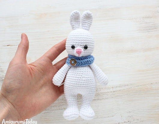 Amigurumi Cuddle Me Bunny-Free Pattern - Amigurumi Free Patterns