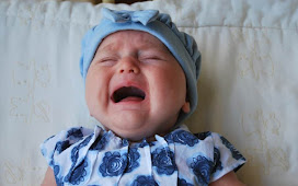 Is it dangerous if there is a blockage in the baby's tear ducts?