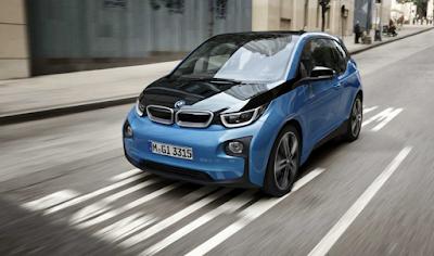 Το νέο BMW i3