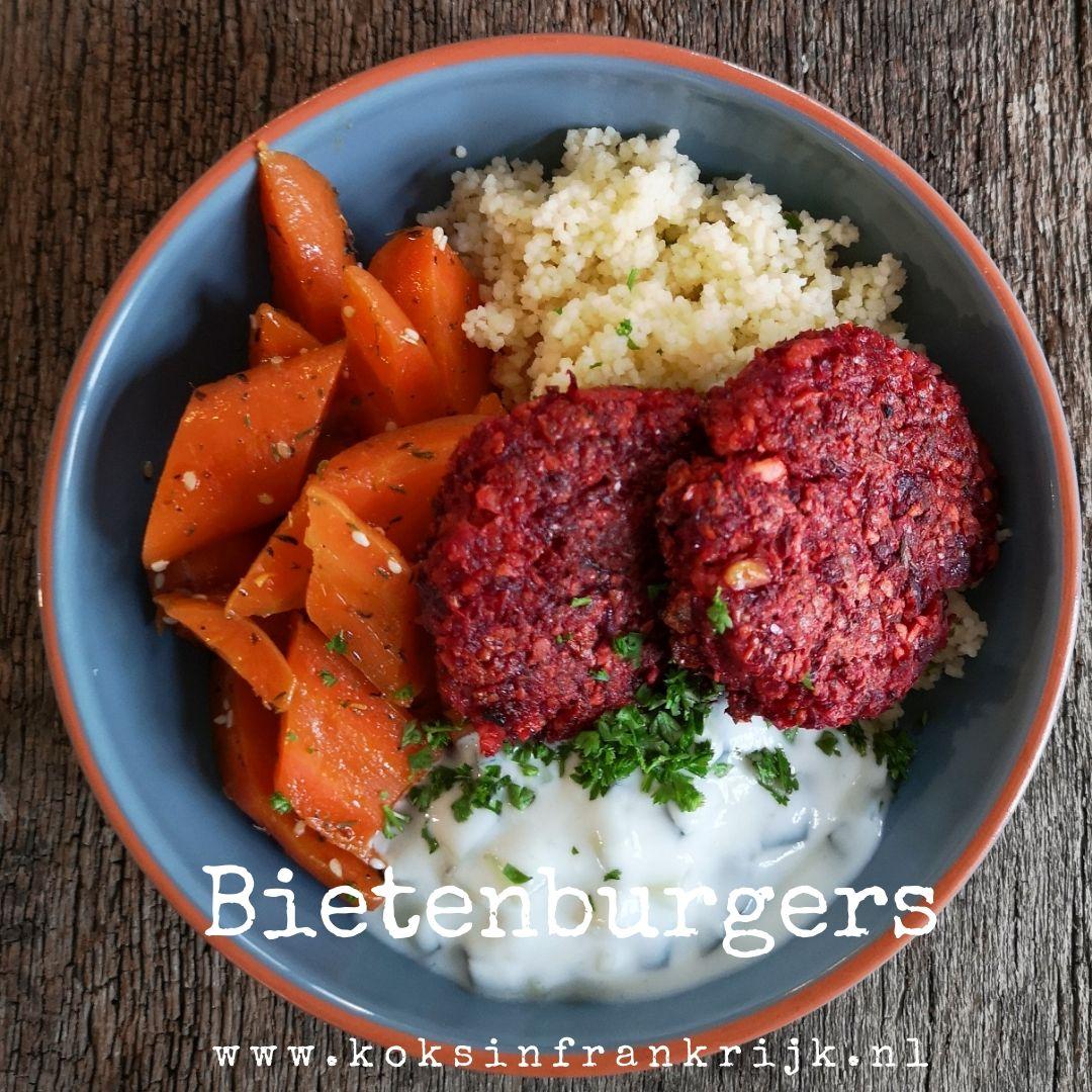 Makkelijk recept voor de lekkerste vega(n) rode bietenburgers