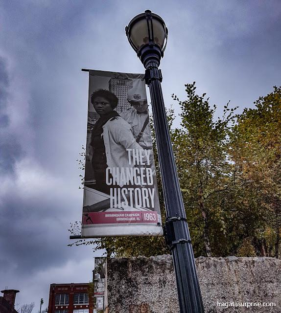 Museu Nacional dos Direitos Civis, em Memphis, EUA